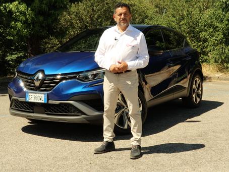 Renault Captur E-TECH Full Hybrid: la prova del SUV ibrido che sfida Toyota C-HR (Video)