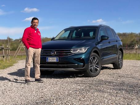 Volkswagen Tiguan 2021: recensione e prova della 2.0 TDI 150 CV DSG 4MOTION (Video)