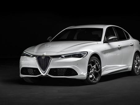 Alfa Romeo, 5 nuovi modelli e solo su misura / Rendering