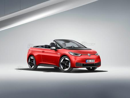 Volkswagen ID.3 Cabrio: l'elettrica open-top si farà davvero? Il rendering di Showcar
