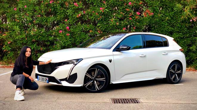 Nuova Peugeot 308: proviamo la berlina del Leone, in veste ibrida plug-in (Video)