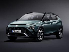 Hyundai Bayon 2021: foto, dimensioni e caratteristiche del nuovo SUV compatto (Video)