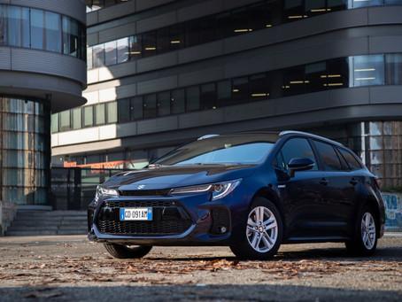Suzuki Swace Hybrid: prezzi, versioni e dotazione della station wagon ibrida