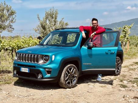 Jeep Renegade 4xe: recensione, prova e consumi reali del SUV compatto ibrido plug-in (Video)