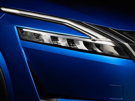 Nissan Qashqai 2021: nuove immagini teaser e presentazione il 18 febbraio