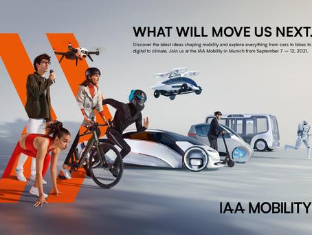 Salone di Monaco 2021: tutte le novità dello IAA Mobility