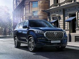 SsangYong Rexton 2021 arriva in Italia: prezzi e allestimenti del grande SUV