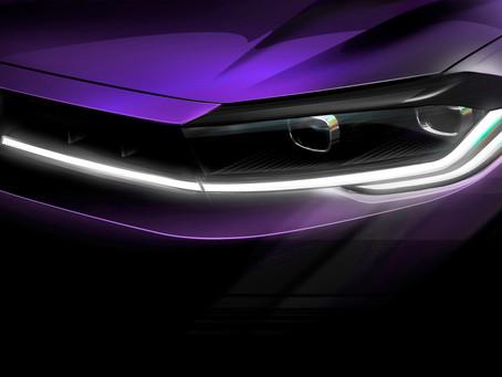 Volkswagen Polo 2021, primo teaser del restyling: presentazione il 22 aprile