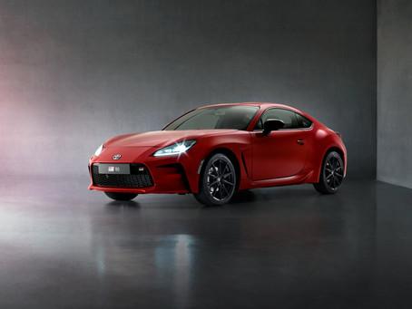 Toyota GR86: foto e caratteristiche della gemella di Subaru BRZ che arriverà anche da noi