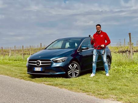 Mercedes Classe B 250 e: recensione, prova e consumi della monovolume ibrida plug-in (Video)