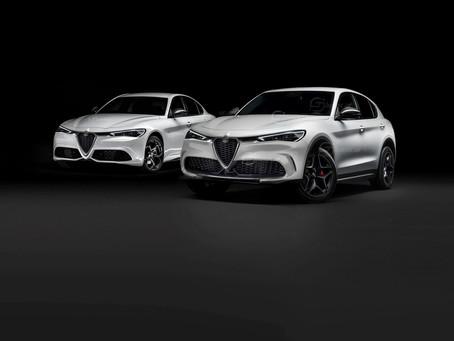 Alfa Romeo Stelvio e Giulia restyling 2021: i Rendering di Showcar