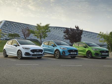Ford Fiesta 2022: con il restyling cambia faccia ed è più tecnologica
