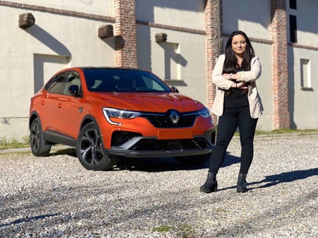 Renault Arkana: prova in anteprima del SUV coupé solo ibrido (Video)