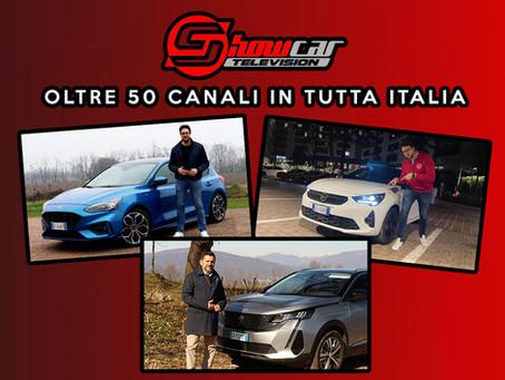 ShowcarTV: Ford, Opel e Peugeot nella nuova puntata