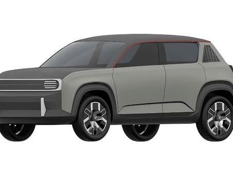 La nuova Renault 4 elettrica è in arrivo: sfuggono in rete i disegni dei brevetti
