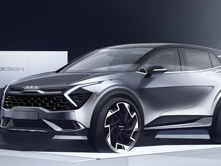 Kia Sportage: la versione europea e l'ibrida plug-in debuttano al Salone di Monaco