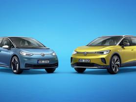 Volkswagen ID.3 e ID.4 2022: nuova gamma e più personalizzazione per le elettriche | Prezzi
