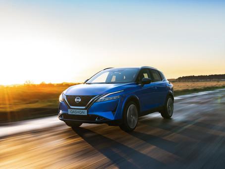 Nissan Qashqai 2021: più tecnologico ed elettrificato con la terza generazione