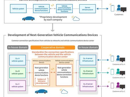 Accordo tra Suzuki, Subaru, Daihatsu, Toyota e Mazda per la comunicazione dei futuri modelli