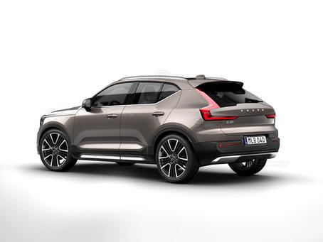 Volvo, dal 2030 produrrà solo auto elettriche: in arrivo la C40 elettrica