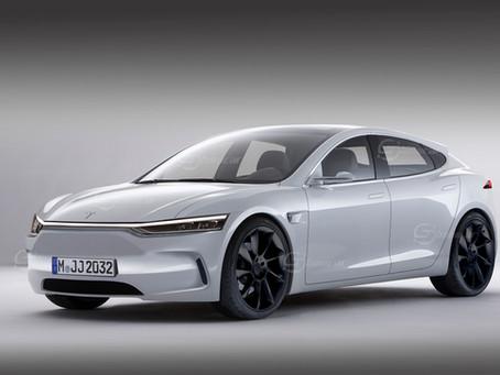 Tesla Model 2: ecco come potrebbe essere la Tesla compatta in arrivo nel 2023 | Rendering