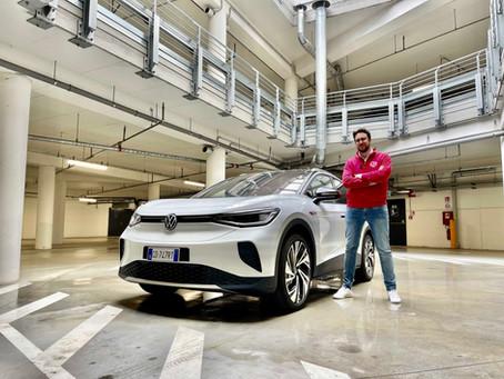 Volkswagen ID.4: prova su strada e consumi reali (a 10°C) del SUV elettrico (Video)