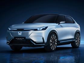 Honda SUV e:prototype, al Salone di Shanghai la versione elettrica di HR-V