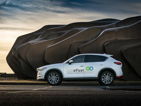 Mazda promuove l'idrogeno e i combustibili ad emissioni neutre aderendo alla eFuel Alliance