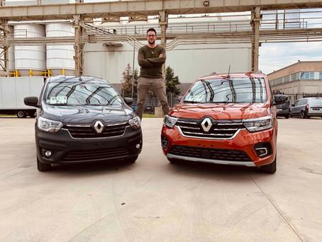 Renault Kangoo e Express Van 2021: prova su strada e prezzo dei nuovi multispazio (Video)