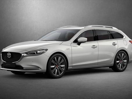 Mazda6 2021: l'ammiraglia si aggiorna con Apple CarPlay Wireless