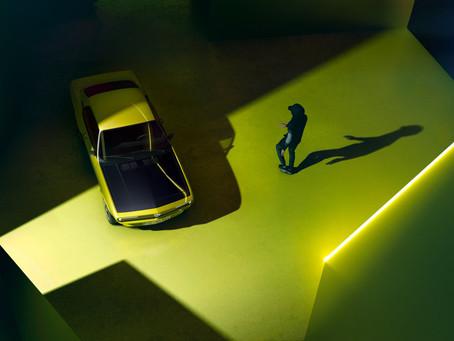Opel Manta diventa elettrica con un restomod ufficiale