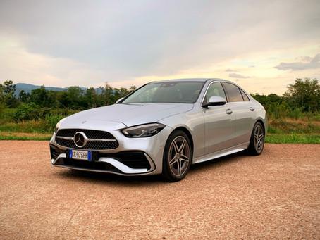 Mercedes Classe C 220 d Mild-Hybrid: la prova della piccola S (Video)