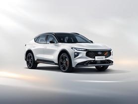Ford Evos: il crossover erede di Mondeo debutta in Cina