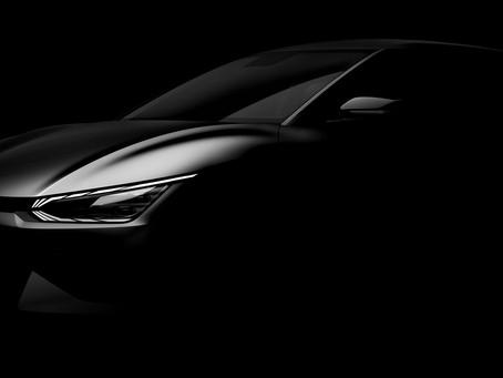 Kia EV6: prime immagini del nuovo crossover elettrico (Video)