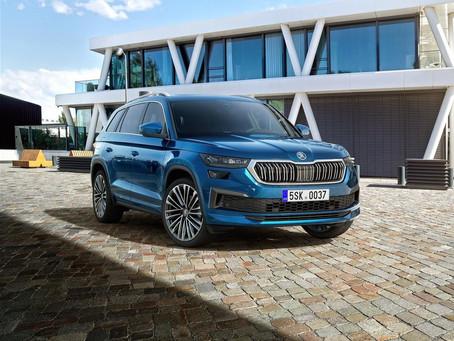 Skoda Kodiaq restyling 2021: come cambia il SUV ceco (anche a 7 posti)