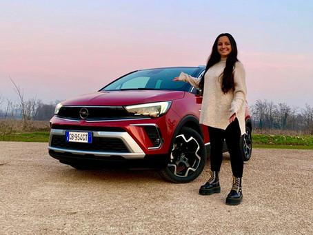 Opel Crossland 2021: addio X, benvenuto Vizor, prova su strada (Video)