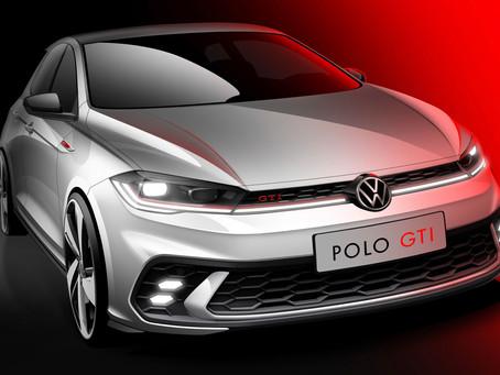 Volkswagen Polo GTI 2021: prima immagine del restyling