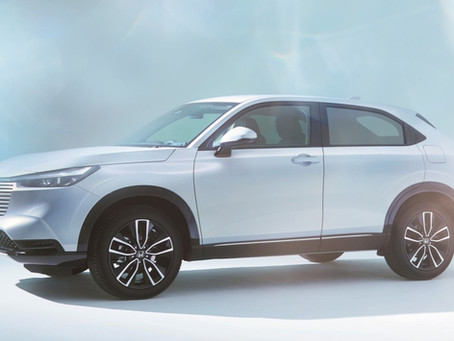 Honda HR-V 2021: prime immagini del nuovo SUV compatto ibrido   Foto e uscita