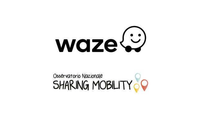 Waze entra a far parte dell'Osservatorio Nazionale Sharing Mobility