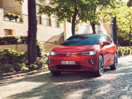 Volkswagen ID.4 GTX: il SUV elettrico diventa sportivo con due motori e 299 CV di potenza