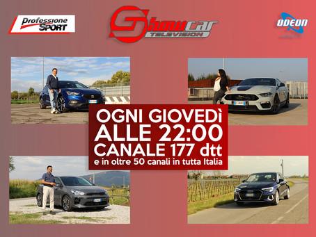 Quattro test drive in onda su ShowcarTV!
