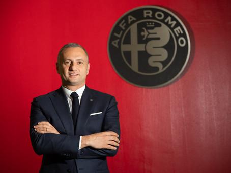 Francesco Calcara (ex DS) è il nuovo responsabile Marketing e Comunicazione globale di Alfa Romeo