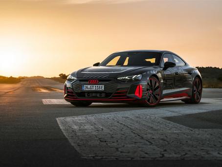 Audi e-tron GT: il 9 febbraio la presentazione della berlina elettrica sportiva