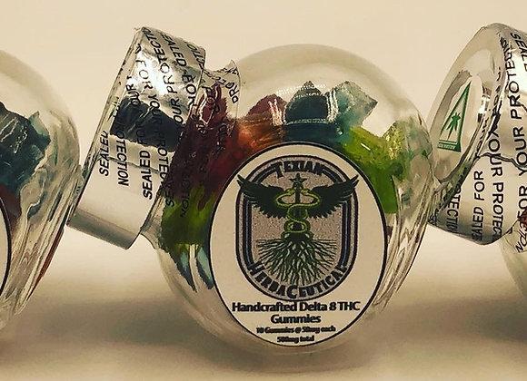 Texian HerbaCeutical Delta 8 Gummies