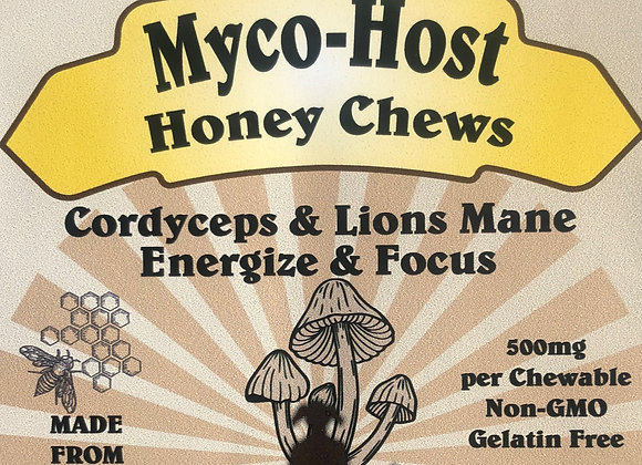 Myco-Host - Mushroom Honeychewables