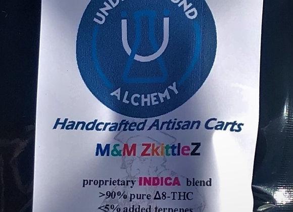 Underground Alchemy - Ceramic Delta 8 Carts - Artisan Style