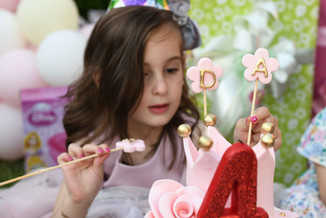 Ada's fourth birthday