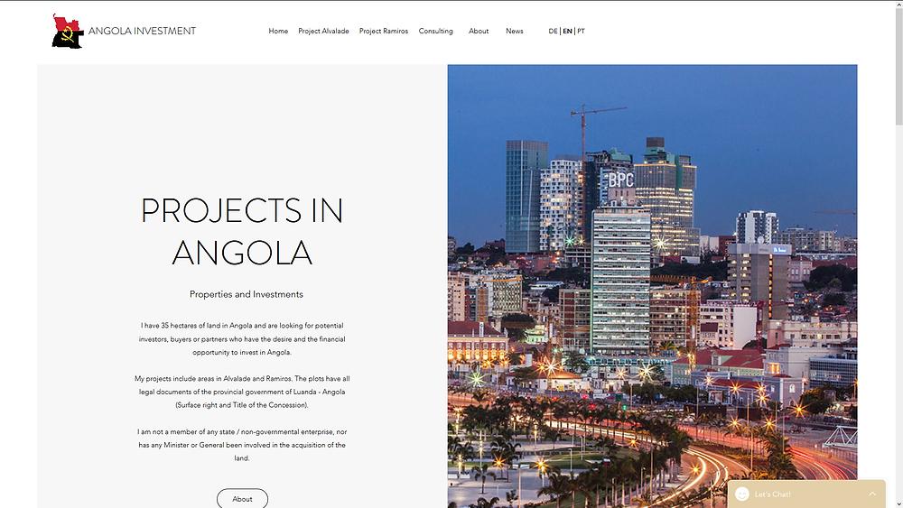 angolainvestment.com