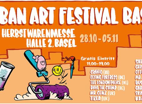 Sponsoring-Konzept für Urban Art Festival