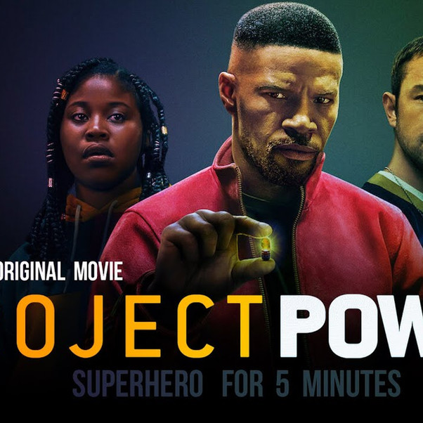 REVIEW - PROJECT POWER